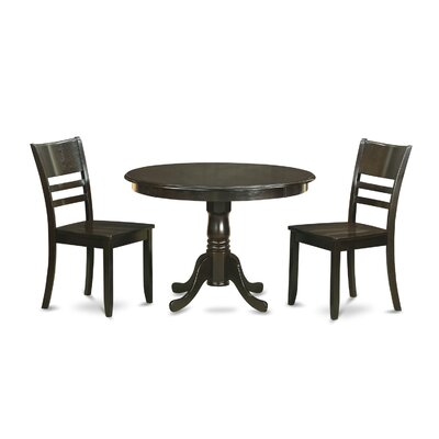 Bonenfant 3 Piece Dining Set