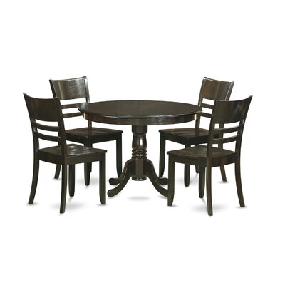 Bonenfant 5 Piece Dining Set