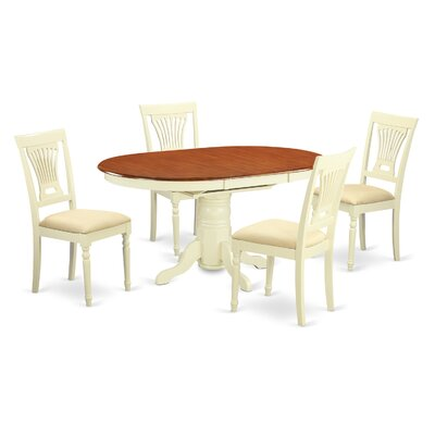 Attamore 5 Piece Dining Set