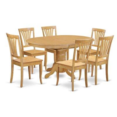 Attamore 7 Piece Dining Set