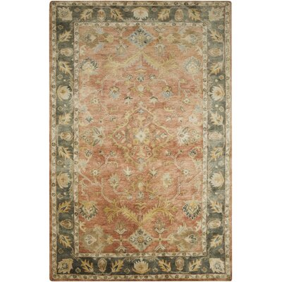 Imani Hand-Tufted Area Rug Rug Size: Rectangle 33 x 53
