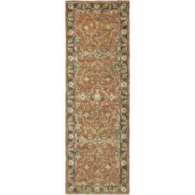 Imani Hand-Tufted Area Rug Rug Size: Runner 26 x 8