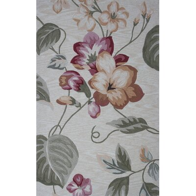 Lyman Sand Exotica Area Rug Rug Size: Rectangle 5 x 76