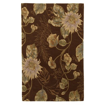 Lovejoy Mediterra Mocha Rug Rug Size: Rectangle 86 x 116