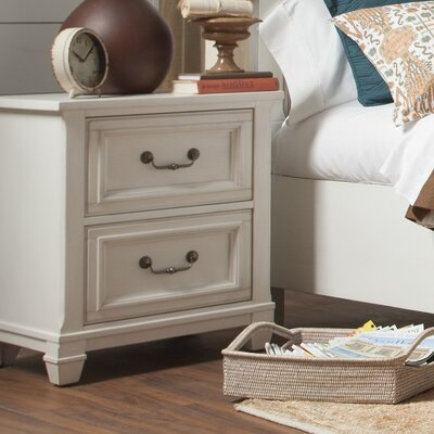 Randolph 2 Drawer Nightstand