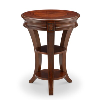 Stephenson Round End Table