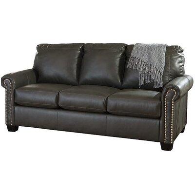 Alper DuraBlend Full Sleeper Sofa Upholstery: Slate