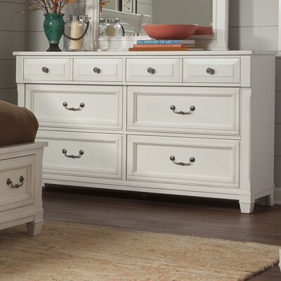 Barker Ridge 6 Drawer Dresser