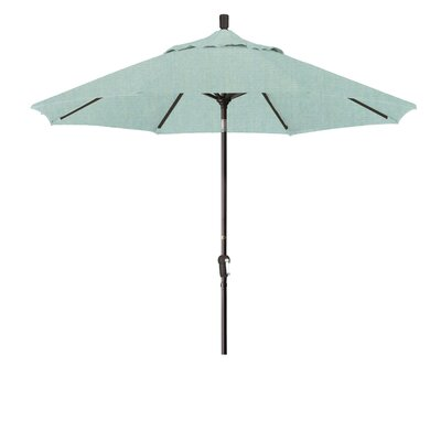9 Market Umbrella Fabric: Sunbrella - Spa