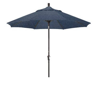 9 Market Umbrella Fabric: Sunbrella - Spectrum Indigo