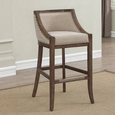 Cormiers Bar Stool Size: Bar Height
