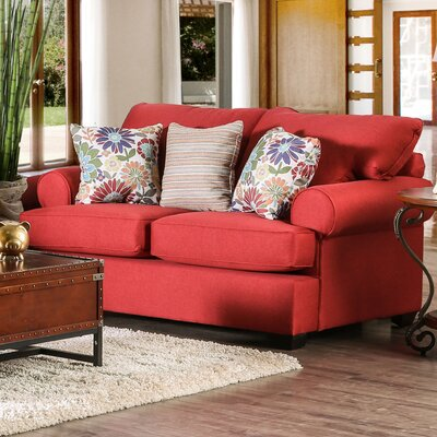 Driffield Transitional Loveseat