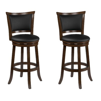 Alzamora 29 Swivel Bar Stool