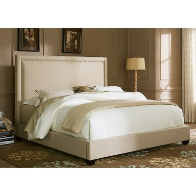 Easingwold Upholstered Platform Bed Size: King