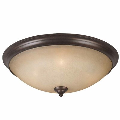 Edgewater 4-Light Flush Mount