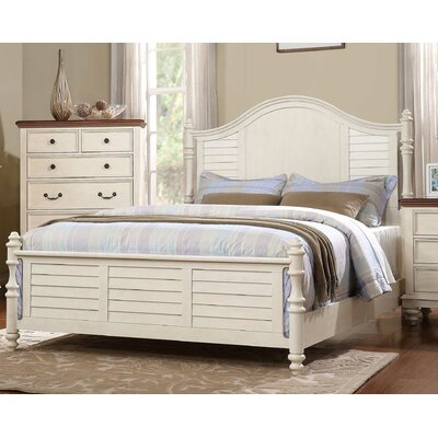 Stroupe California King Panel Bed Size: California King