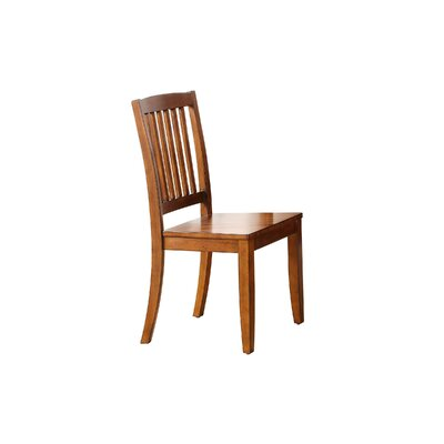 Stroupe Side Chair Finish: Cherry