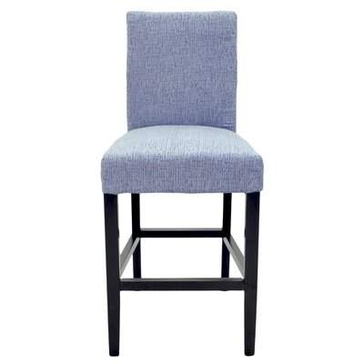 Owensburg 26 Bar Stool Color: Grape Mist