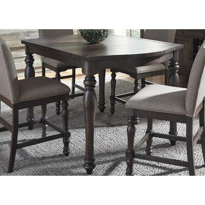 Bulpitt Gathering Counter Height Dining Table