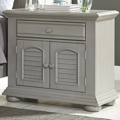 Edison 1 Drawer Nightstand