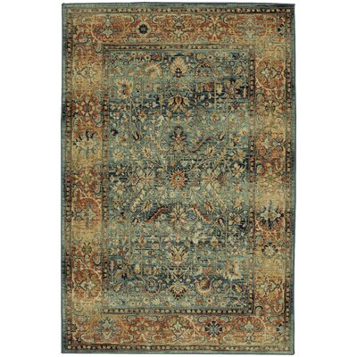 Muller Gray/Beige Area Rug Rug Size: Rectangle 8 x 10