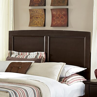 Bertram Wood Headboard Size: Queen, Color: Merlot