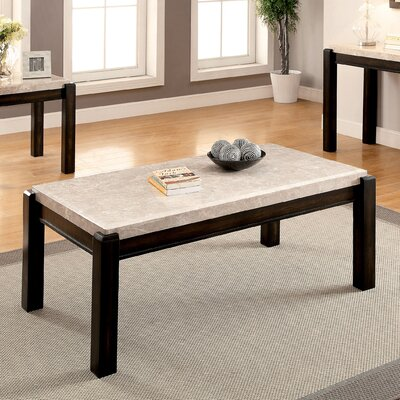 Bristol Coffee Table Top Color: Ivory