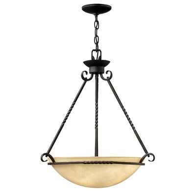 Monie 4 Light Bowl Pendant