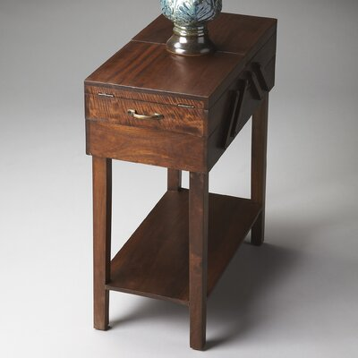 Stephanie Storage End Table