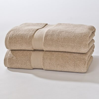 Bloomberg Bath Sheet Color: Latte