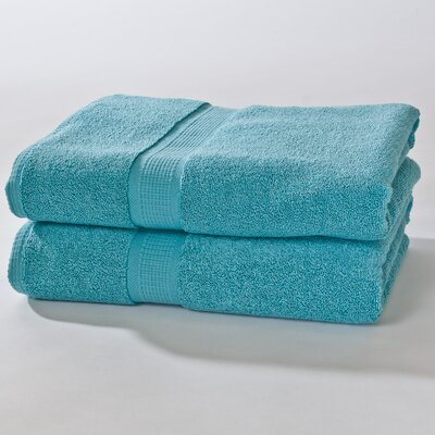 Bloomberg Bath Sheet Color: Teal