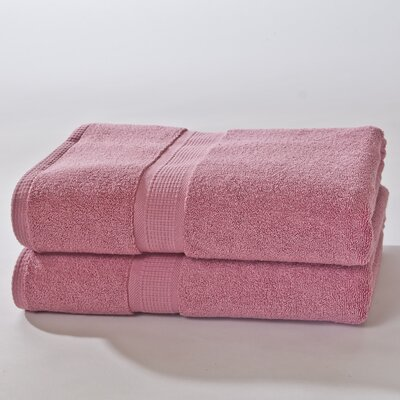 Bloomberg Bath Sheet Color: Cherry Blossom