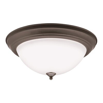 Carsen 3-Light LED Flush Mount