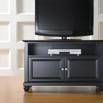 Goreville 42 TV Stand Color: Black