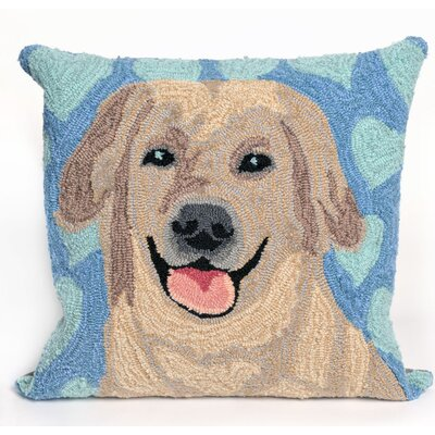 Wendra Puppy Love Throw Pillow