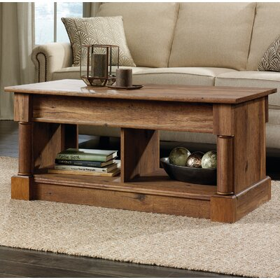 Henley Lift Top Coffee Table Color: Vintage Oak