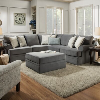 Dorothy Sectional by Simmons Upholstery