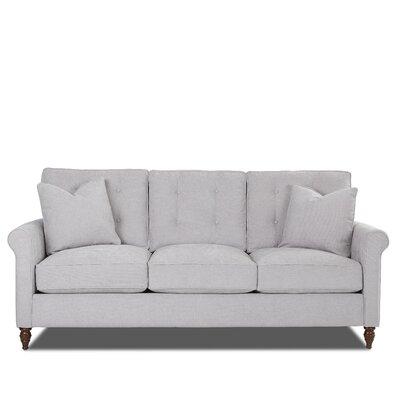 Berniece Sofa Upholstery: Edwin Gray
