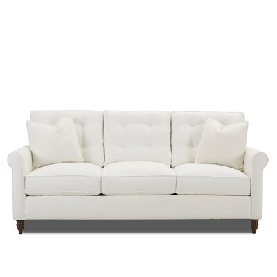 Berniece Sofa Upholstery: Sensu Cloud