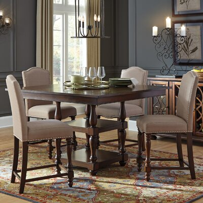 Cara Square Counter Height Dining Table