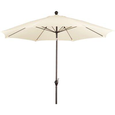 9 Wellfleet Market Umbrella Fabric: Polyester Antique Beige