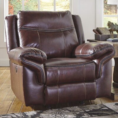Natasha Rocker Recliner Type: Power