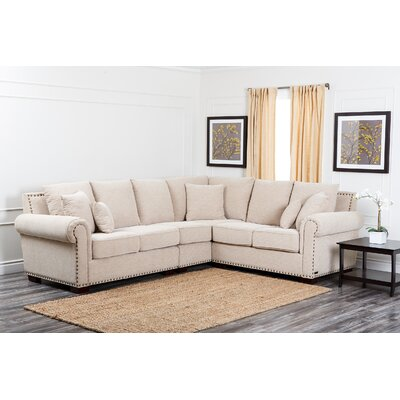 Darby Home Co DBYH1578 Barnes Sectional