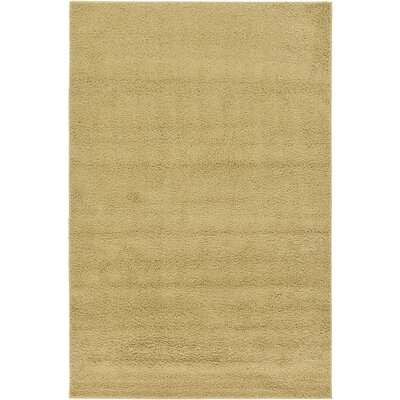 Magdalene Light Green Outdoor Area Rug Rug Size: 5 x 710