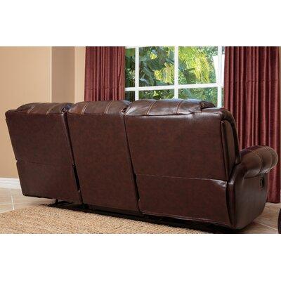 Deloatch Leather Sofa