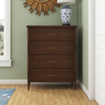 Honor 4 Drawer Chest