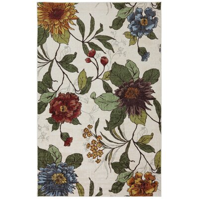 Andenwood Beige/Green Area Rug