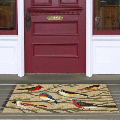Aldie Birds Doormat