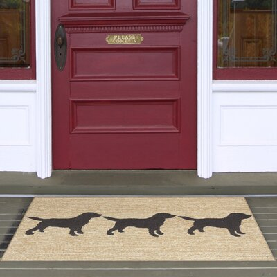 Aldina Doggies Doormat