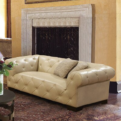 Bellamore Chesterfield Loveseat